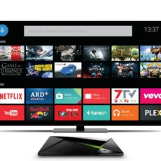 NVIDIA Shield TV wird zum Plex-Mediaserver